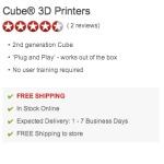 Cube de Staples : la première imprimante 3D grand public en vente