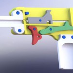 Arme à feu : une technologie pour interdire la fabrication via imprimante 3D