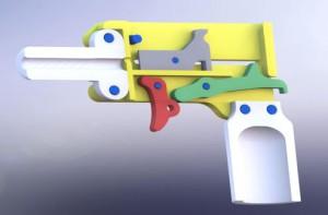 arme-feu-3D