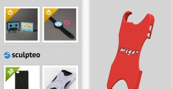 Ebay Exact : commander des objets imprimés en 3D depuis une application dédiée