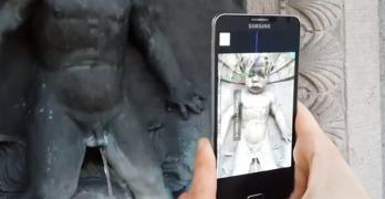 Transformez votre mobile en scanner 3D !