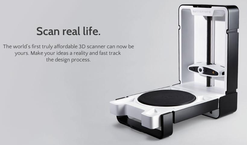 matterform-scanner-3D