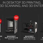 Dell va vendre des imprimantes 3D Marketbot sur son site dès le 20 février