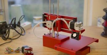 Printrbot présente la Metal Printrbot Simple au 3D Print Show