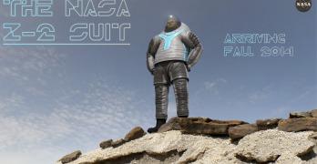 The Nasa Z-2 Suit : première combinaison produite par l'impression 3D que les cosmonautes américains vont porter