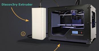 Discov3ry : améliorez votre imprimante 3d sans la changer