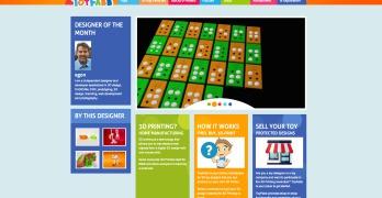 ToyFabb : une plateforme pour vendre des fichiers de jouets à imprimer