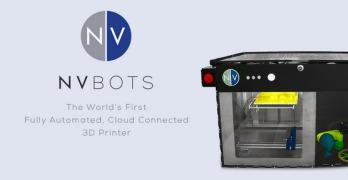 NVPrinter : une imprimante 3D autonome et simple à utiliser