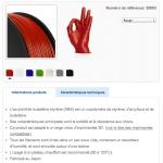 Verbatim commercialise des filaments pour imprimantes 3D