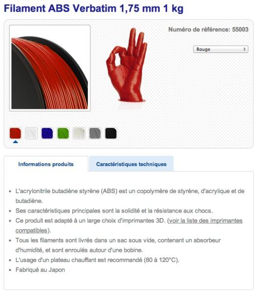 filament-verbatim