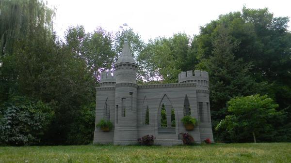 Chateau imprimé en 3D par  Rudenko