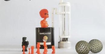 LumiPocket, haute technologie et mini-prix pour l'impression 3D