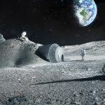 L'imprimante 3D, fabriquera-t-elle les habitats pour l'homme sur la Lune?