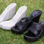 Prototype de chaussure imprimée en 3D