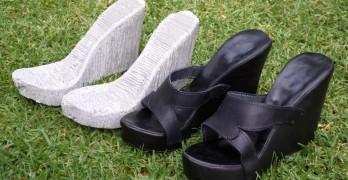 Fabriquez vos chaussures vite fait bien fait avec l'impression 3D de Hans Fouché