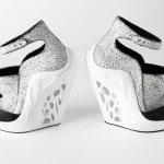 chaussure 3D par Jia Yue Dai
