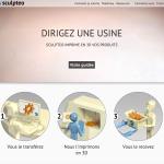 Sculpteo service d'impression 3D en ligne