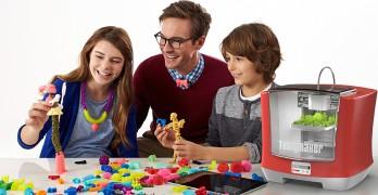 ThingMaker : l'imprimante 3D qui transforme vos enfants en inventeur !