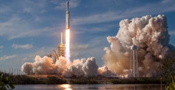 piece imprimante 3D pour spacex